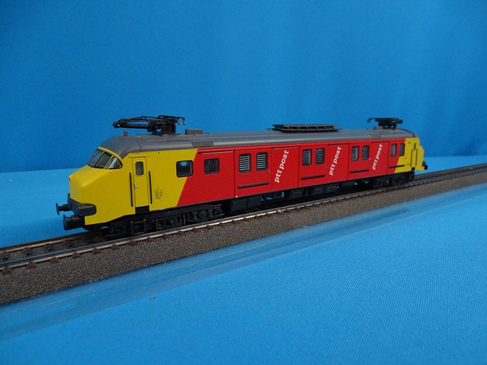 Marklin 3389 NS Electric Train set Motorpost Mp 3020 rojo-amarillo