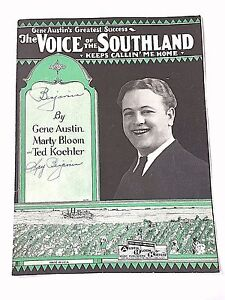 Voice Of The Southland
