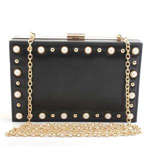 Sale-Womens-Clutch-Black-Pearls-Evening-Bag-Clutch-Black-Bag-Black-Dress-Purs