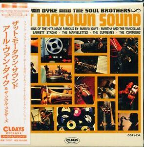 EARL-VAN-DYKE-amp-THE-SOUL-THAT-MOTOWN-SOUND-JAPAN-MINI-LP-CD-BONUS-TRACK-C94
