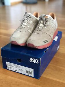 """Details zu Packer Shoes x Asics Gel Lyte III """"Dirty Buck</div>             </div>   </div>       </div>     <div class="""