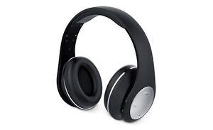 Genius-Bluetooth-Wireless-Mobile-Headset-Headphones-Gear-Over-Ear-HS-935BT-Black