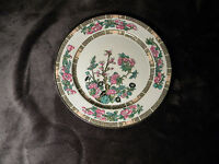 "Vintage John Maddock & Sons Royal Vitreous - Indian Tree England 6 3/4"" Plate"