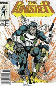 Punisher-Comic-Issue-19-Copper-Age-First-Print-1989-Mike-Baron-Portacio-Williams