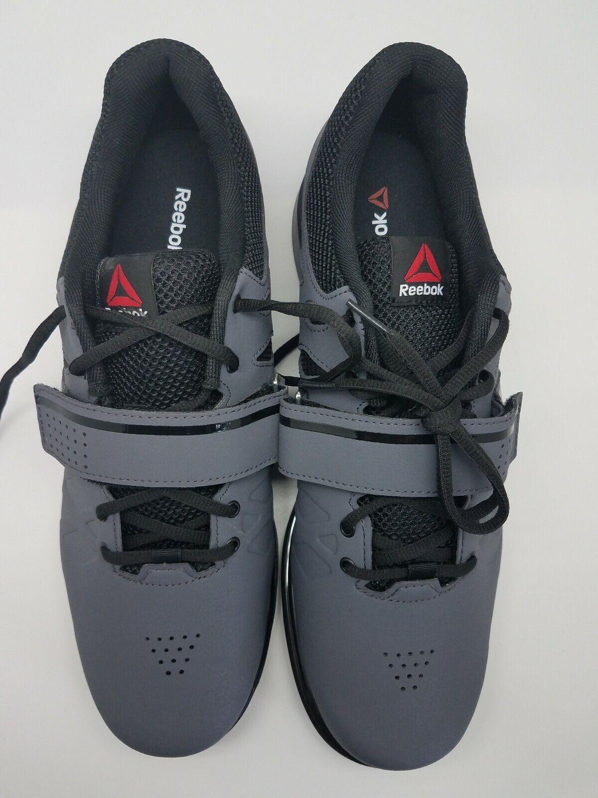 New. BD2631Mens Reebok Lifter PR - Weightlifting, Mountain Biking, Training shoes