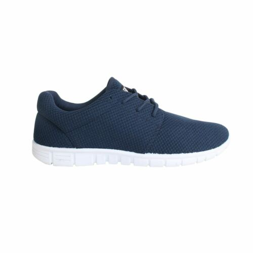 Fabric Womens Ladies Mercy Trainers Lace Up Sports Running Cross Training Shoes