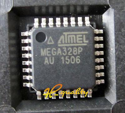 2pcs MCU IC TQFP-32 ATMEGA328P-AU MEGA328P-AU ATMEGA328P MEGA328P