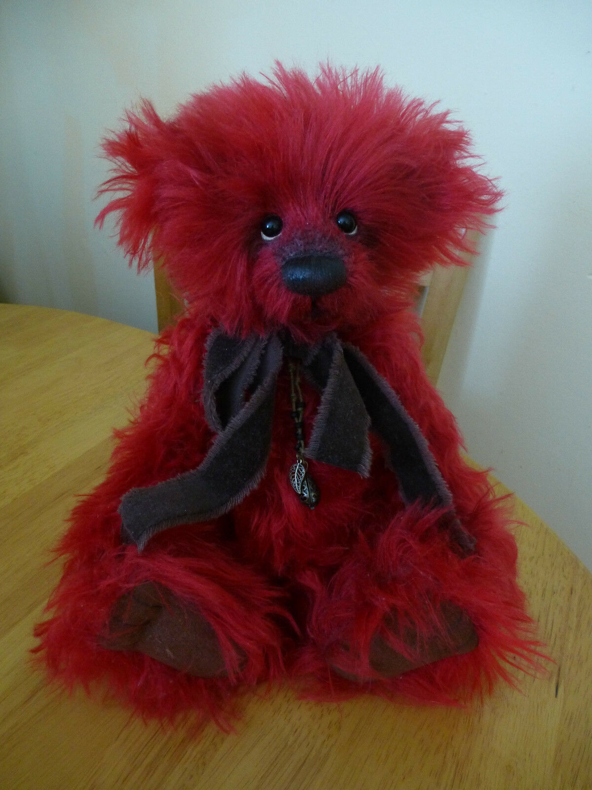 Charlie Bears Enzo Isabelle Lee Ltd Edition Mohair Collection 2012 2012 2012 RETIrot 5261fa
