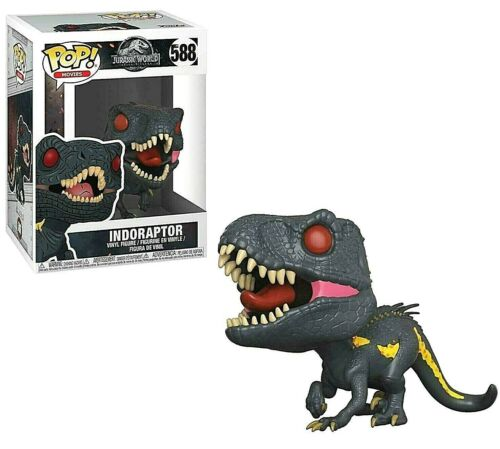 Funko Jurassic World 30984 2 Indoraptor Mauvais Dinosaur Pop Vinyle Figurine 588