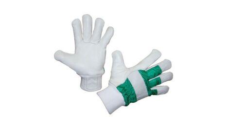 9-12 Handschuh Forst Winterhandschuh Wood Rindsvollleder Wood Gr