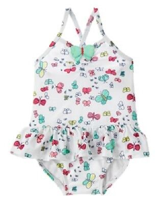 size 18 mo Butterfly Swimsuit