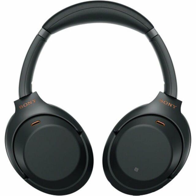 Sony WH-1000XM3 Wireless Noise Canceling Over-Ear Headphones - Black (NEW) (AU