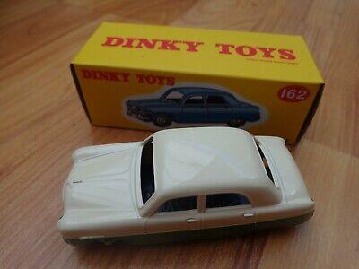 DINKY TOYS DeAgostini  1:43 MIB DIECAST MODEL CAR 162 Ford Zephyr Saloon