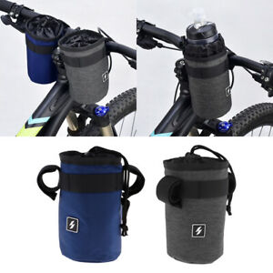 Bicycle-Holder-Pouch-Bike-Handlebar-Insulation-Hanging-Water-Bottle-Bag