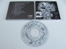 DYSENTERY Brings Me No Tears CD 1993 VERY RARE OOP DEATH ORIGINAL 1st PRESSING!!