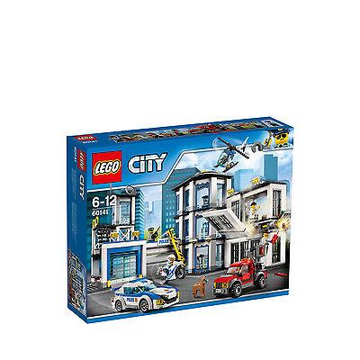 NEW Lego City Police Station 60141