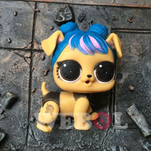 LOL Surprise Doll Pets Eye Spy Series 4 Dawn Pooch Colour Change
