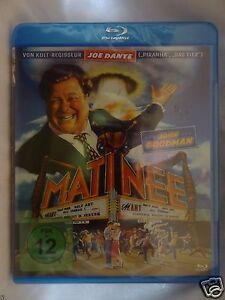 Matinee-1993-d-Blu-ray-John-Goodman-NEW-amp-SEALED