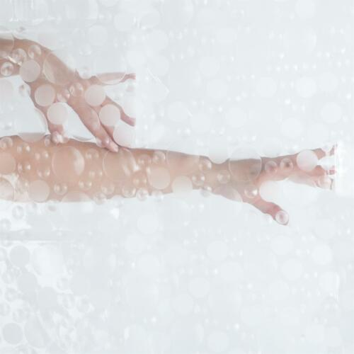 Duschvorhang Badewannenvorhang Wannenvorhang inkl Ringe 180 x 200 cm wasserdicht