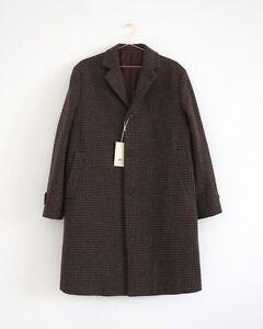 about Details US Herringbone original Coat 36r Mens Hof115h title 46 m Studio WoolWool Blend Coat show vN8m0wnO