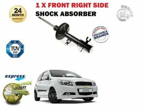 FOR CHEVROLET AVEO 1.2 1.4 2006 > NEW 1 X FRONT RIGHT SIDE SHOCK ABSORBER