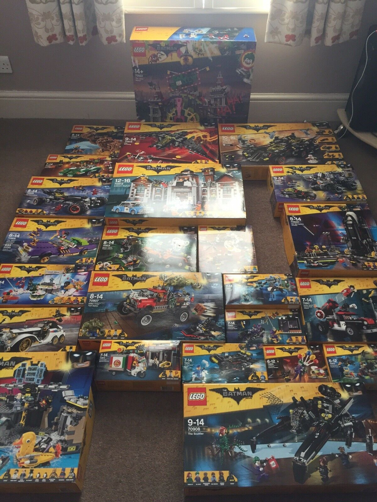Conjuntos De Película Lego Batman
