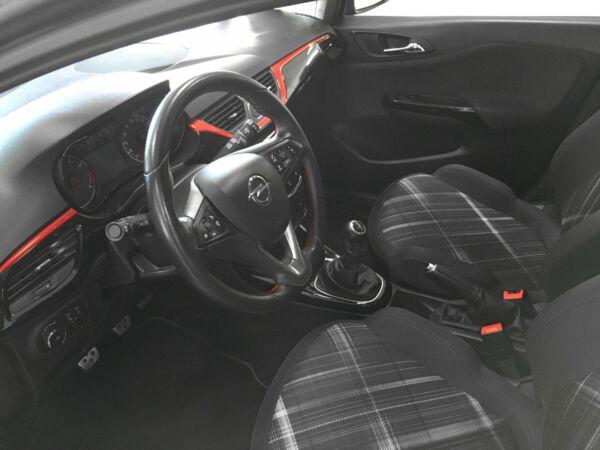 Opel Corsa 1,0 T 90 Sport billede 8