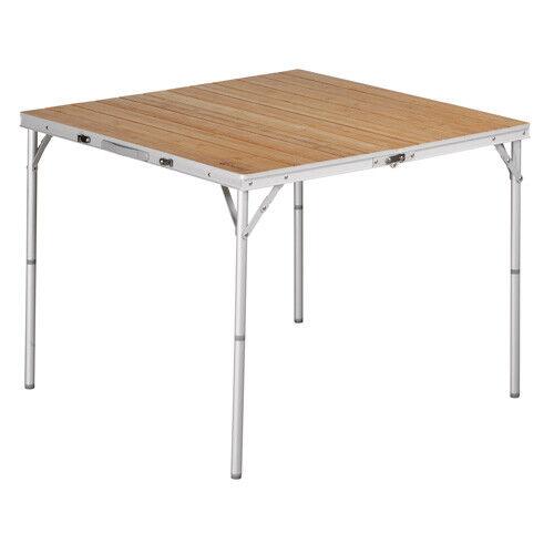 Campingtisch Klapptisch Outdoor-Tisch 90 x 90 x 68 cm Outwell Calgary M