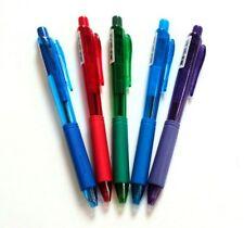 Pentel Druckkugelschreiber schwarz 0,35mm  Easy Push Taste Komfort Triangel Mine