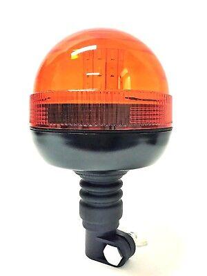 3x Rundumleuchte Warnleuchte 40 SMD LED Blitz Drehlicht Rotation SET Dreieck
