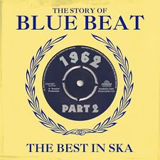 Various(2CD Album)The Story of Blue Beat 1962 Vol 2-Sunrise-SUNRDD008-UK-New & S
