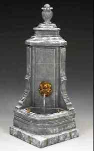 Roi et pays victorienne coin coin fontaine Wod018 Wod18 modèle à l'échelle