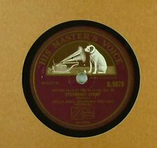 """10"""" Schelllack - Jelly Roll Morton - Steamboat Song / Cannon Ball Blues - A57"""