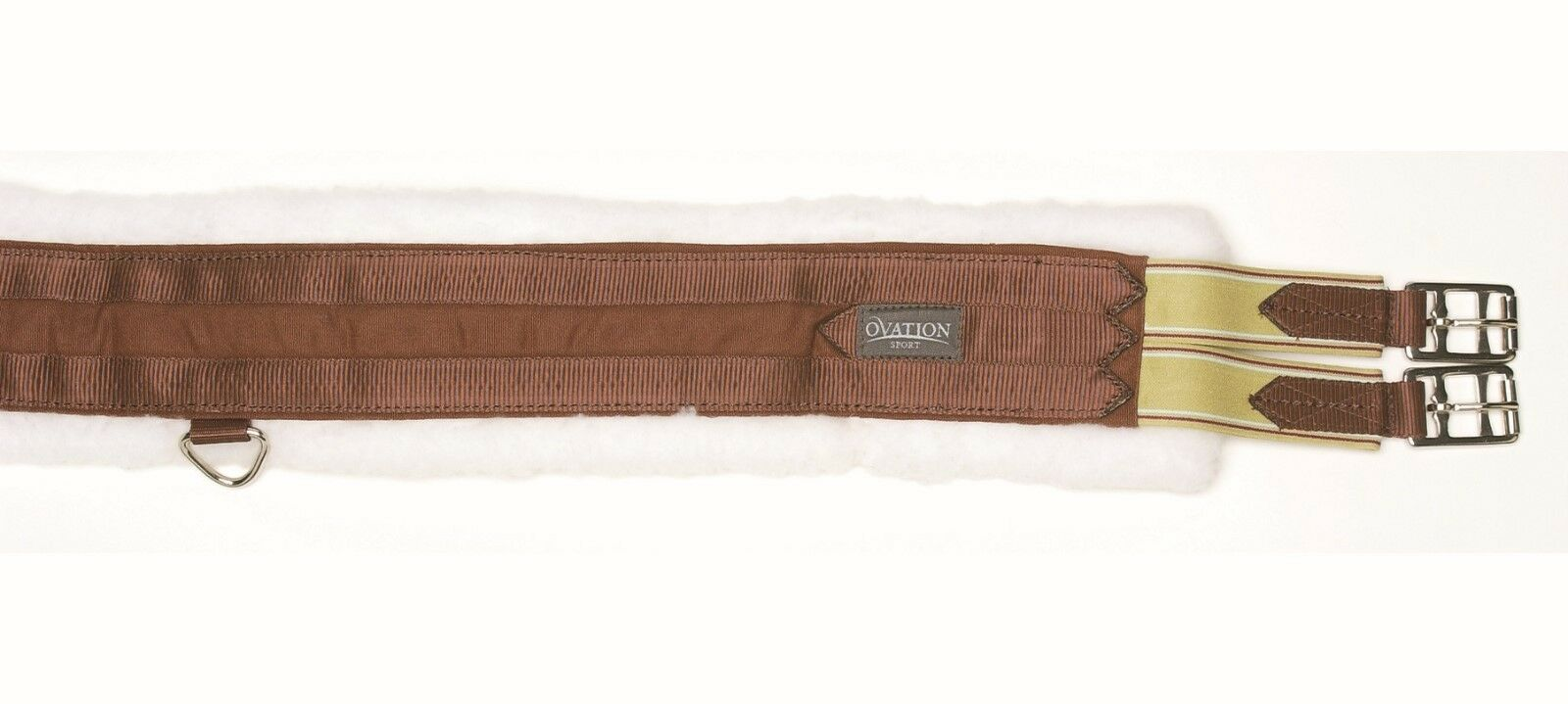 NEW Ovation Fleece Lined  Equalizer Girth - 50   fast shipping