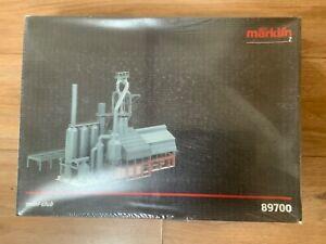 Marklin-spur-z-scale-gauge-Blast-Furnace-Building-Kit-New-Still-Sealed