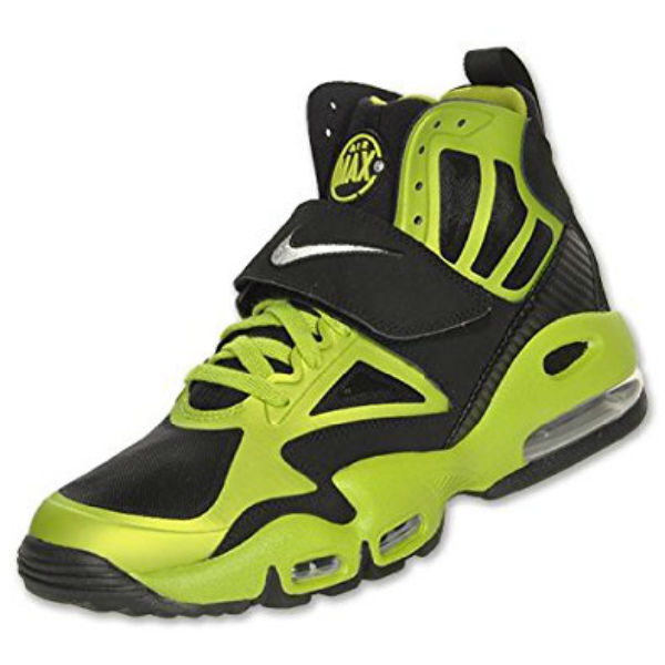 info for 6ab38 21392 Nike Air Max Express Mens 525224-015 Brilliant Green Training Shoes Size  11.5   eBay