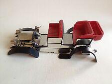 B/  Schuco Chrom Mercedes Oldtimer Blechspielzeug Karosserie Modellbau /noch NEU