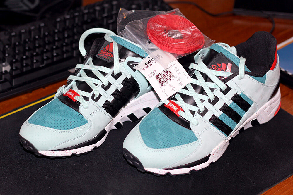 BAIT X Adidas EQT Running Support 93 The Big Apple US Shoe Size (Men's) 9.0
