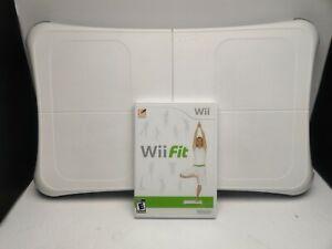Wii Fit Balance Board Nintendo Exercise Fitness Board +  RVL-021  BA