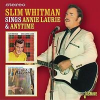 Slim Whitman - Sings Annie Laurie & Anytime [new Cd] Uk - Import