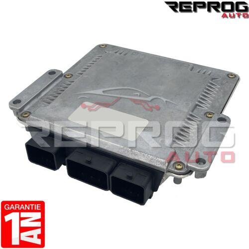Calculateur décodé EDC15c2 Peugeot 206 hdi 0281011525 9654694380