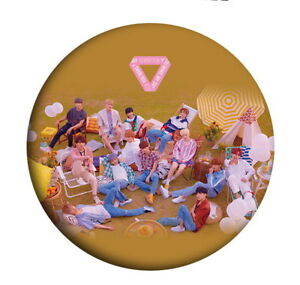 Kpop-Seventeen-You-Make-My-Day-Album-Round-Badge-Cute-Chest-Pins-Brooch-HZ2104
