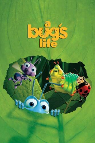 A Bug s Life Movie Poster Print Wall Art 8x10 11x17 16x20 22x28 24x36 27x40