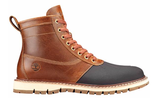 Timberland Men's Britton Hill Side Zip Boots
