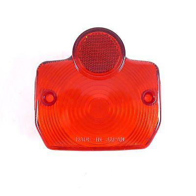 2FastMoto Kawasaki Tail Light Taillight Lens Cover 23026-017 W1 W2 A1 A7 J1 C2