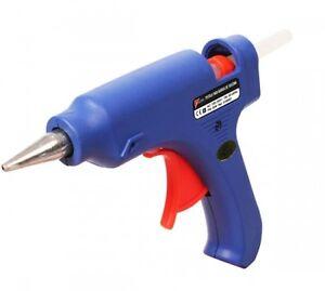 manualidades modelismo Pistola de silicona caliente termica 20 w para brico