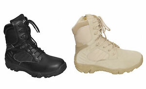 Details Boots Force With Bw Delta About Combat Zip Army rxshtdQC