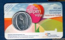 Pays Bas 2012 - 5 Euro 400 Ans Relations Diplomatique avec Turquie - Netherlands