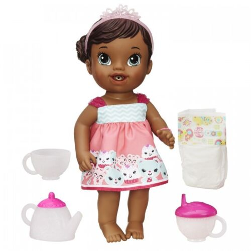 Baby Alive Dolls: Lil' Sips Baby Has a Tea Party