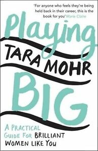 NEW-Playing-Big-By-Tara-Mohr-Paperback-Free-Shipping